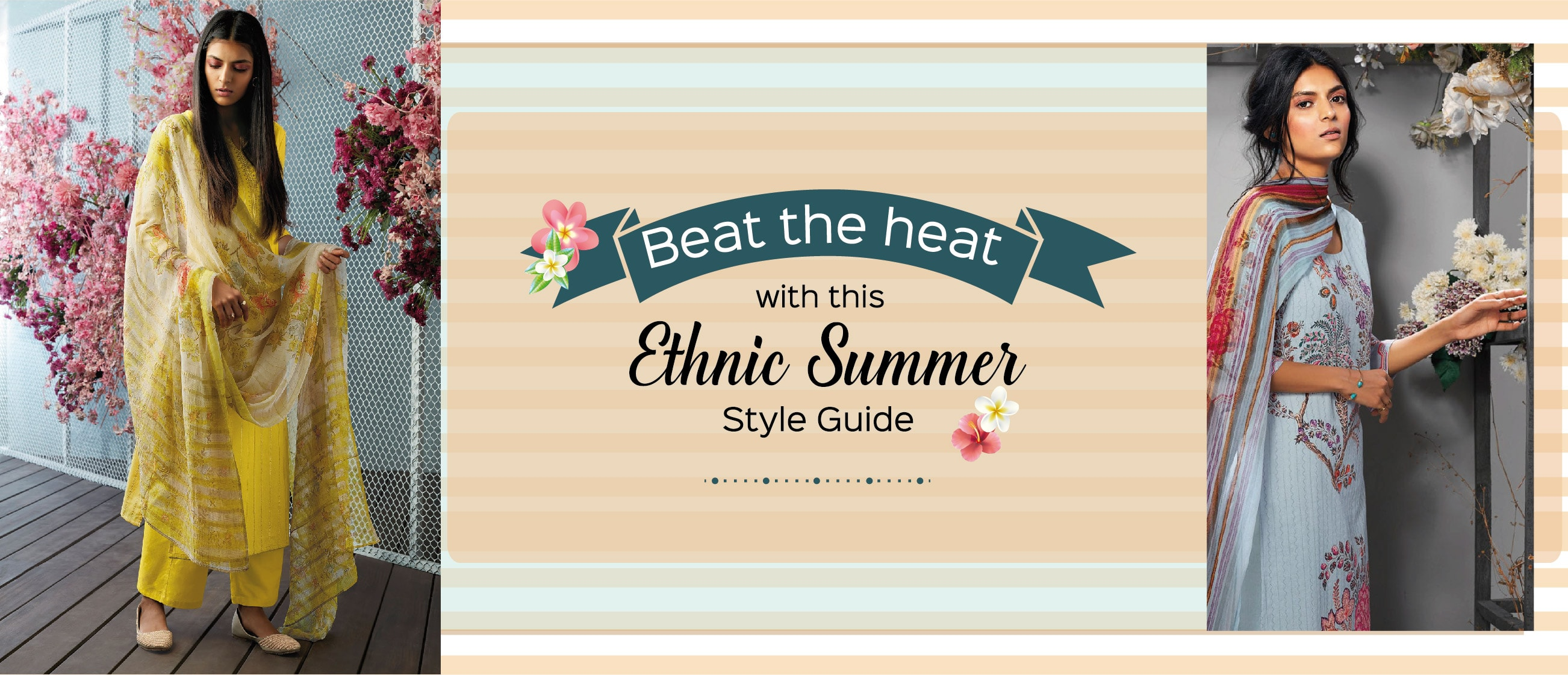 Beat the Heat with This Ethnic Summer Style Guide