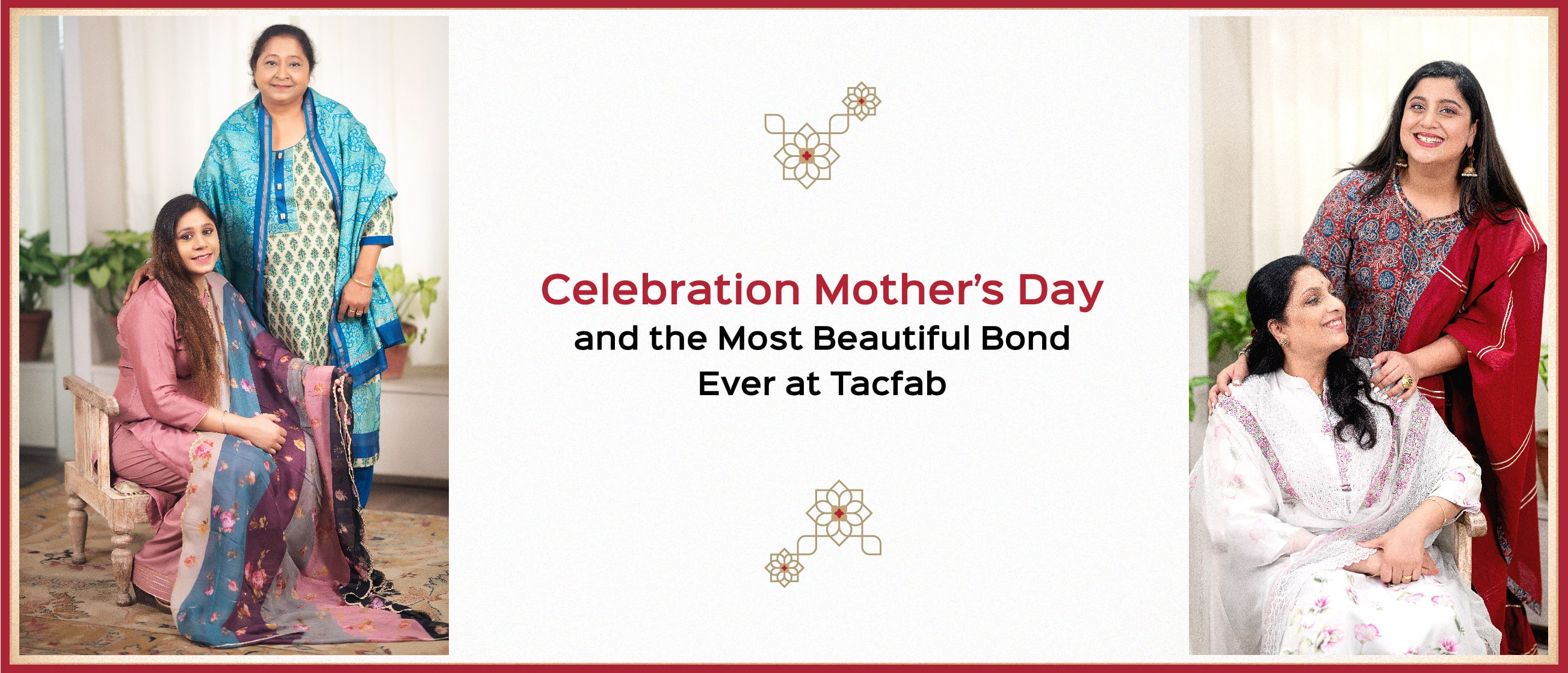 Celebrating Mother's Day and the Most Beautiful Bond Ever at Tacfab