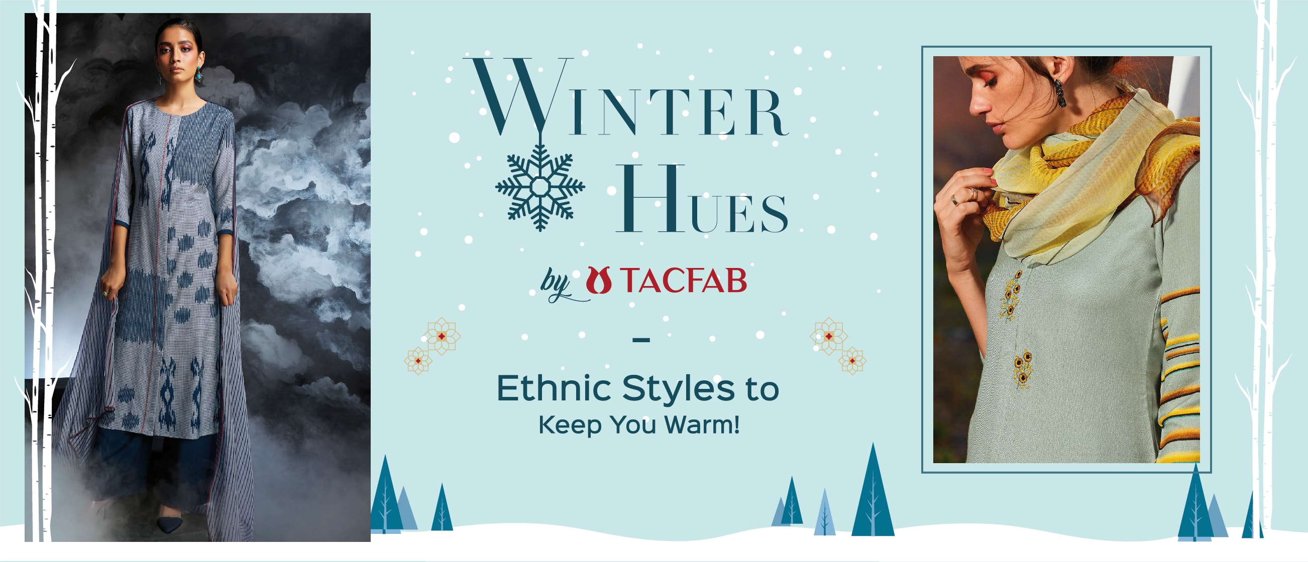 Tacfab's New Winter Collection has Something for Everyone